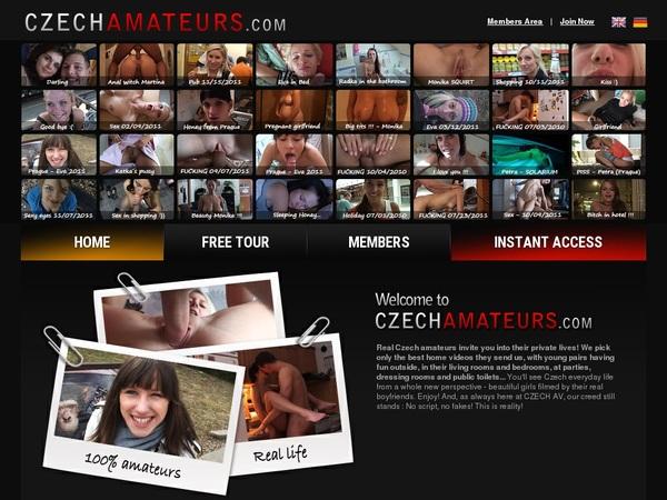 Czech Amateurs .com