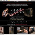 Free Users For Rop Expert Video Archive