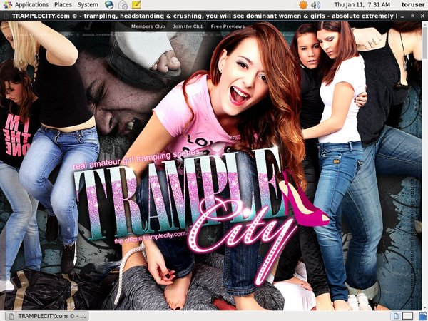 How To Join Trample City