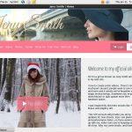 Jeny Smith On Sale