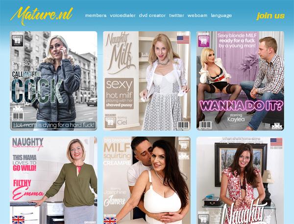 Mature.nl Site Rip 2018