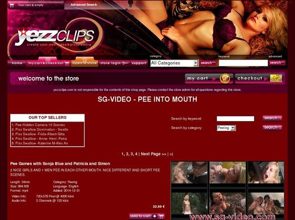 Sg-video - Pee Into Mouth Free Trial Tour