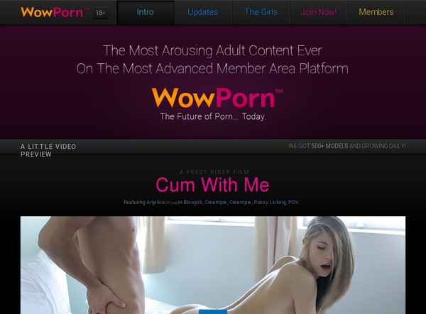 Wow Porn Review