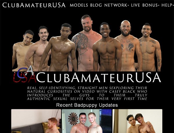 Membership For Club Amateur USA