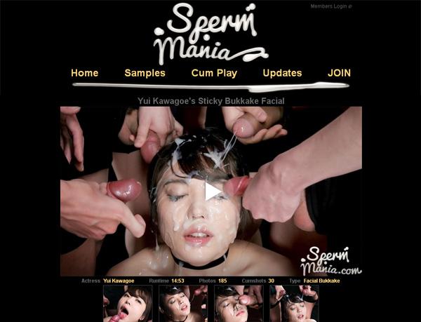Spermmania Free Trial Tour