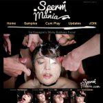 Sperm Mania User Name