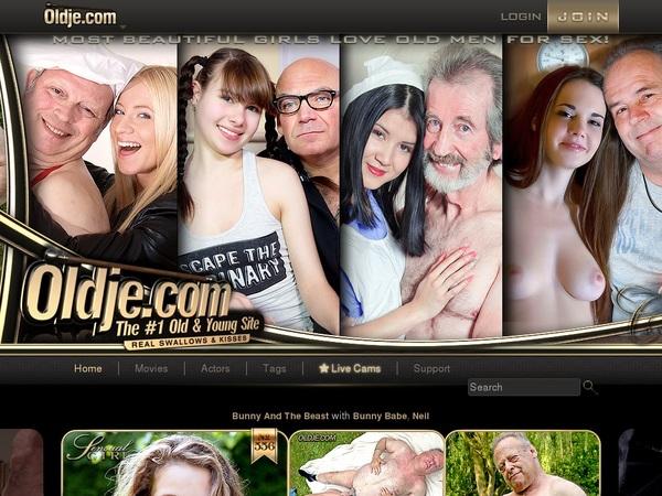 Oldje.com Login Ids