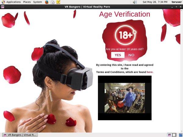 VR Bangers Buy Credit
