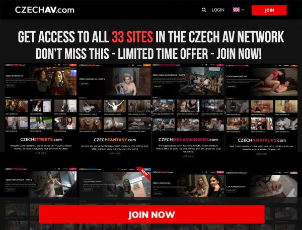 Free Czech AV Pass